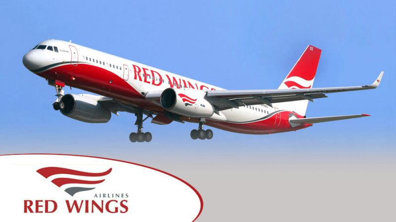Red Wings Airlines Tupolev TU-204