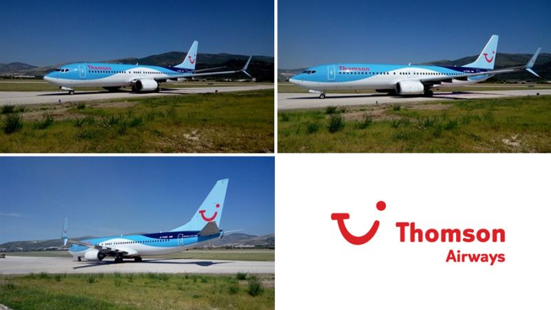 Thomson Airways Boeing 737-800