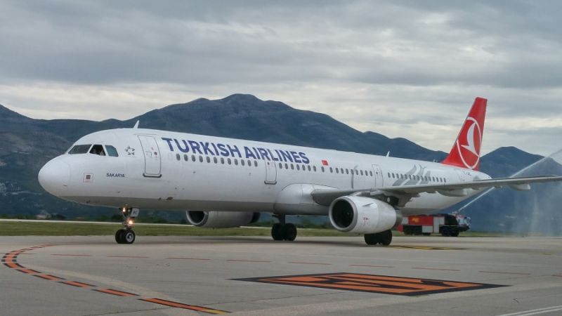 Turkish Airlines Airbus A321