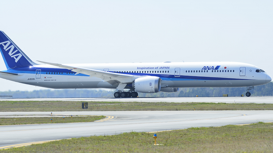 787 10 Dreamliner >> Ana Takes Delivery Of Airline S First Boeing 787 10 Dreamliner