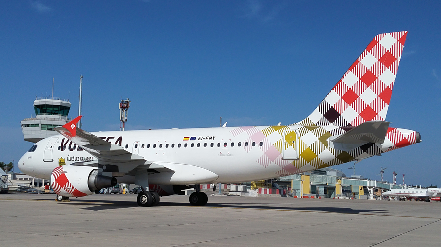 Volotea Airbus A319 Dubrovnik