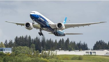 Read more: Second Boeing 777X Completes First Flight