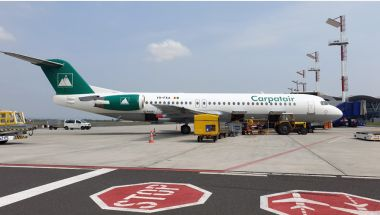 Read more: Romanian Carpatair on short-term lease at Zagreb