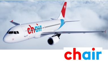 Read more: Switzerland's Germania Flug rebrands as Chair Airlines