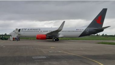 Read more: ETF Airways second Boeing 737-800 take over