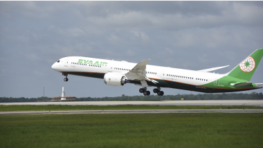 Read more: EVA Air Takes Delivery of Its First Boeing 787-10 Dreamliner