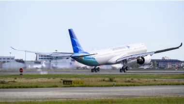Read more: Garuda Indonesia takes delivery of its first A330neo