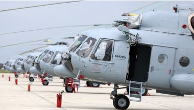 Read more: Overhauled Mi-171Shs presented at Pleso