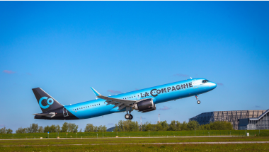 Read more: La Compagnie's first A321neo makes inaugural transatlantic flight