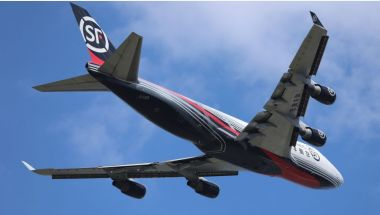 Read more: Fifth arrival of SF Airlines Boeing 747F to Zagreb