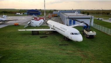 Read more: [PHOTO] The end of an aircraft in Osijek