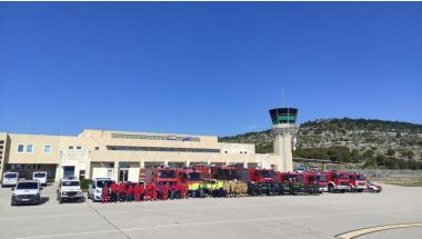Read more: Large emergency exercise was held at Brac Airport