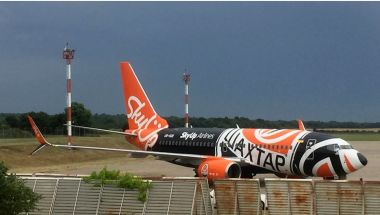 Read more: [PHOTO] Colorful planes seen at Pula Airport