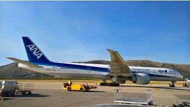 Opširnije:All Nippon Airways B77W na LDDU