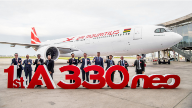 Read more: Air Mauritius takes delivery of its first A330neo