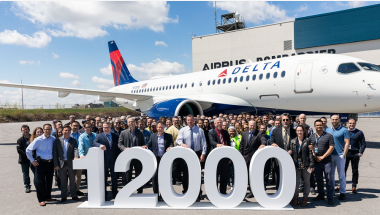 Read more: Airbus celebrates delivery of its 12,000th aircraft