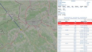 Read more: Croatia Airlines from Dublin to Zagreb lost communications - 7600