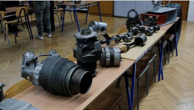 Read more: AVIORADAR VISITED - Rudolf Perešin Aviation Technical School