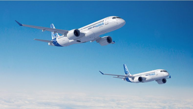 Read more: Airbus announces major performance improvement to its A220 Family