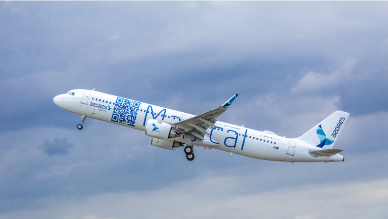 Read more: Azores Airlines takes delivery of its first A321LR