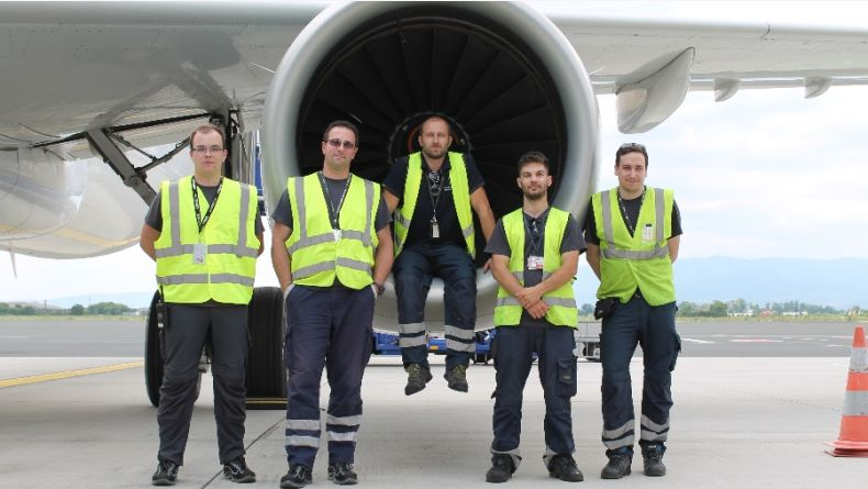 Read more: [AVIORADAR VISITED] Croatia Airlines line maintenance