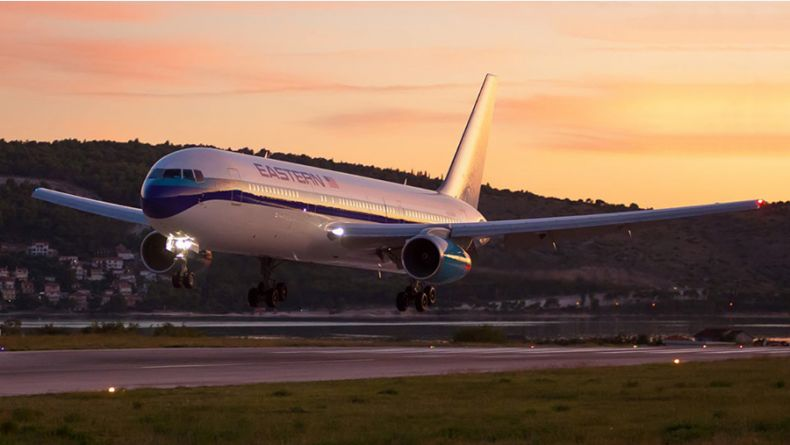 Read more: [SQUAWK] US air carrier Eastern Airlines arrived to Split Airport