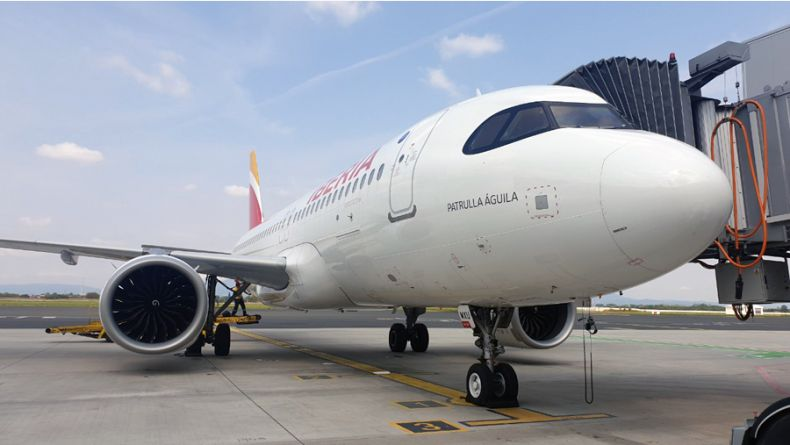 Read more: New Airbus A320Neo on the flight from Madrid to Zagreb