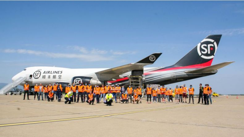 Read more: SF Airlines B747F: Interview for Avioradar and photo gallery
