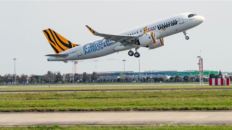 Read more: Tigerair Taiwan to celebrate its first A320neo delivery ceremony
