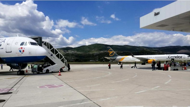 Read more: Split Airport - the leading airport in July