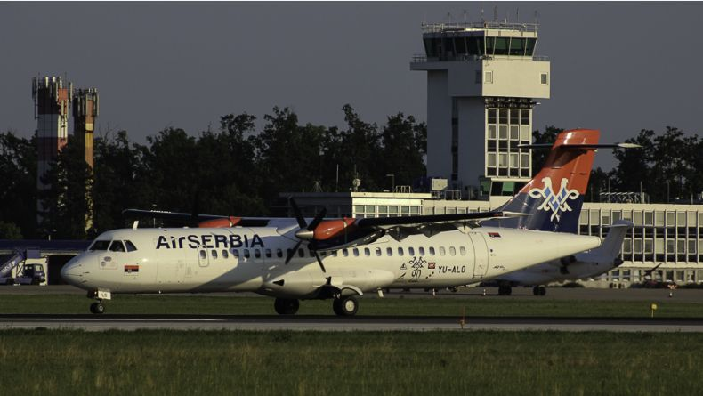 Read more: First flight from Belgrade to Rijeka