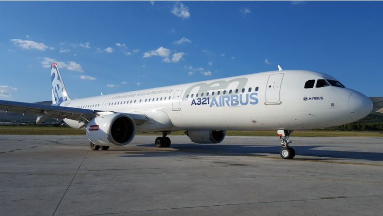 Opširnije:My name is A321neo, Airbus A321neo