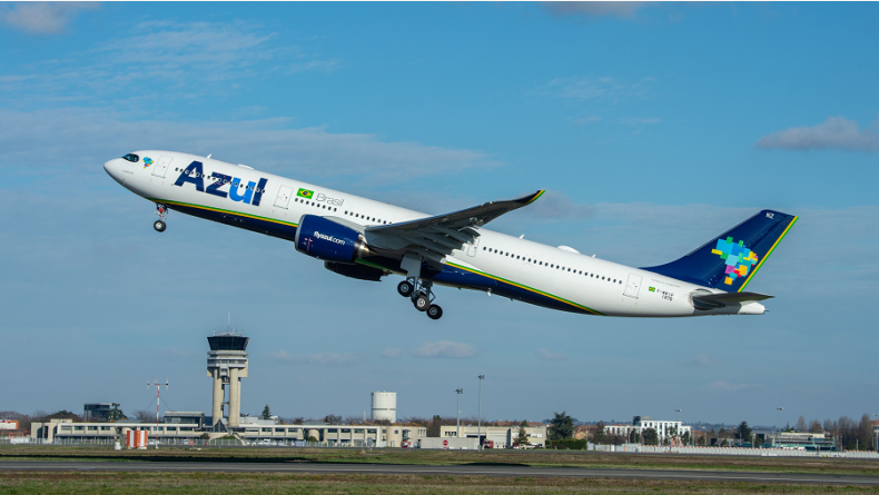 Read more: Azul receives the first Airbus A330neo