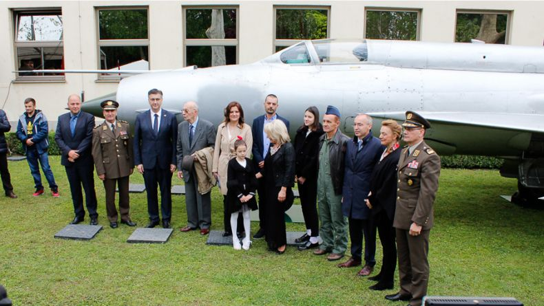 Read more: THE RETURN OF THE WINNER: Perešin's MiG-21 displayed in Zagreb