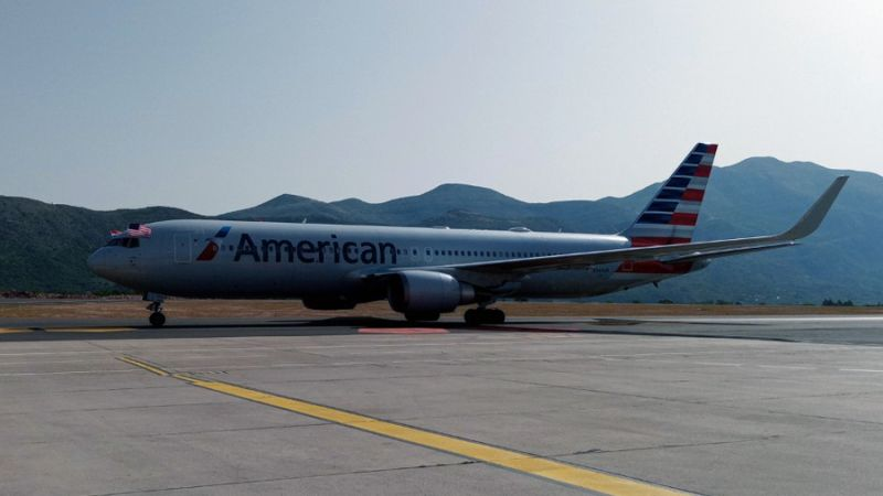 American Airlines Boeing 767-300ER