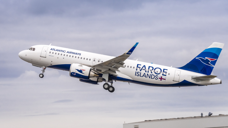 Atlantic Airways A320neo
