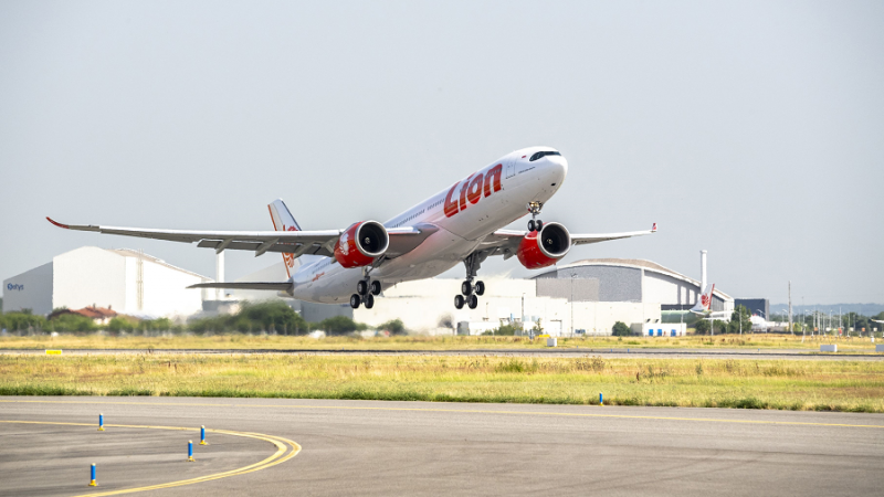 Lion Air Airbus A330-900