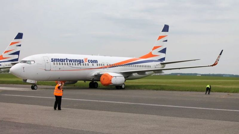 Smartwings Boeing 737-800