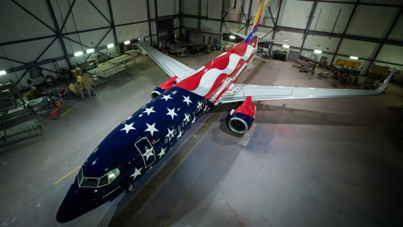 Southwest Airlines Freedom One