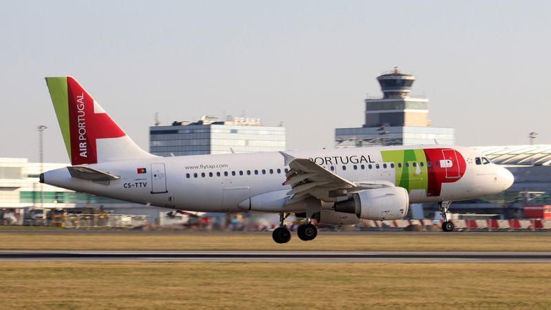 TAP Air Portugal Airbus A319