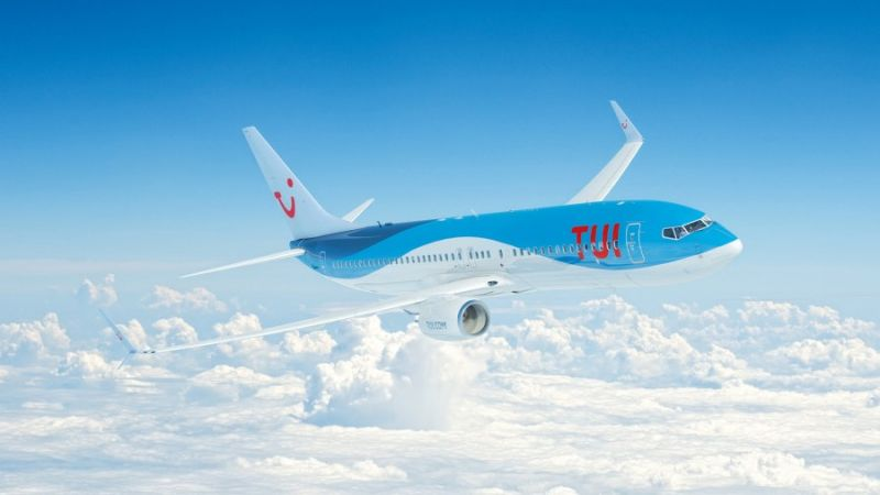 TUI fly Nordic Boeing 737-800