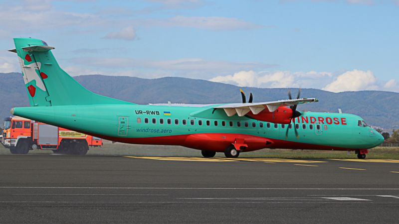Windrose Airlines ATR-72-600