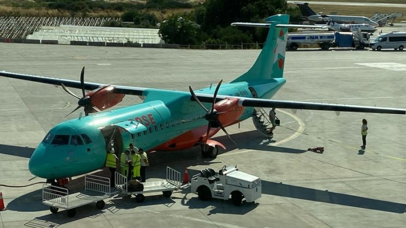 Windrose Airlines ATR-72