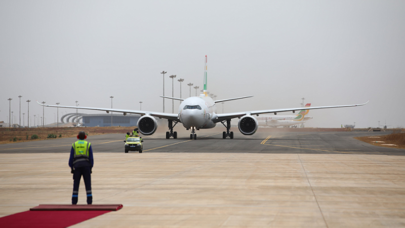 Air Senegal first A330neo