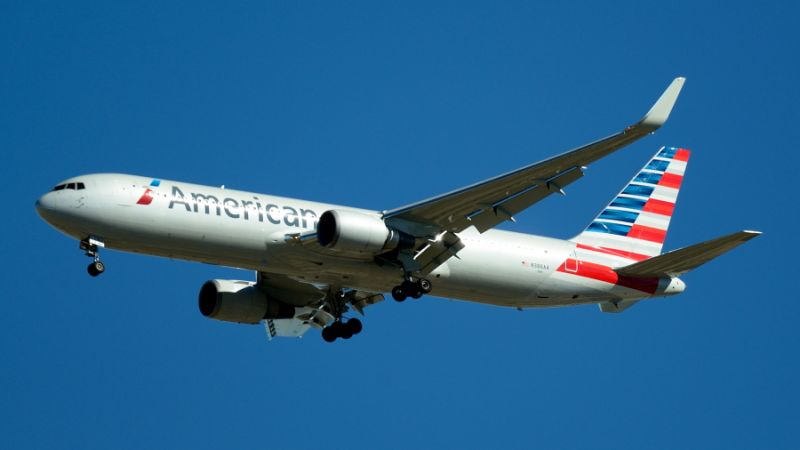 American Airlines - Boeing 767-300ER