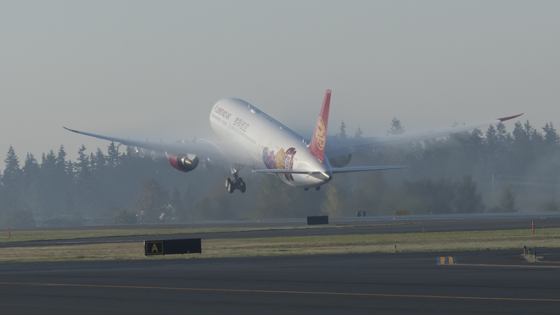Juneyao Airlines 787
