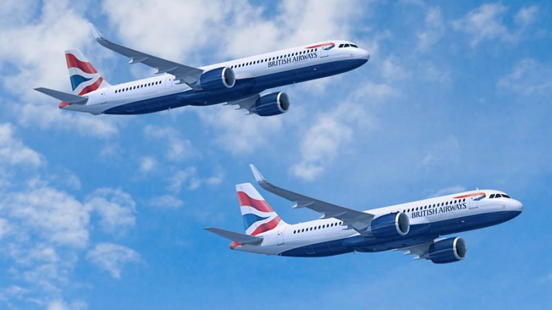 British Airways Airbus A320Neo / A321Neo