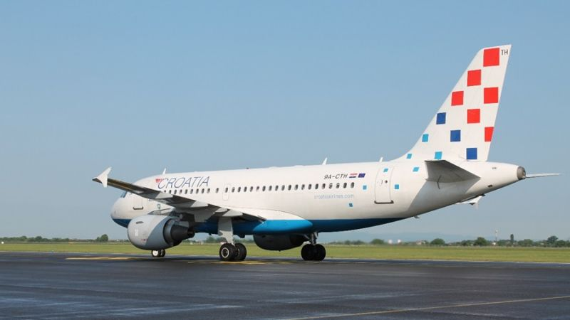 Croatia Airlines 9A-CTH