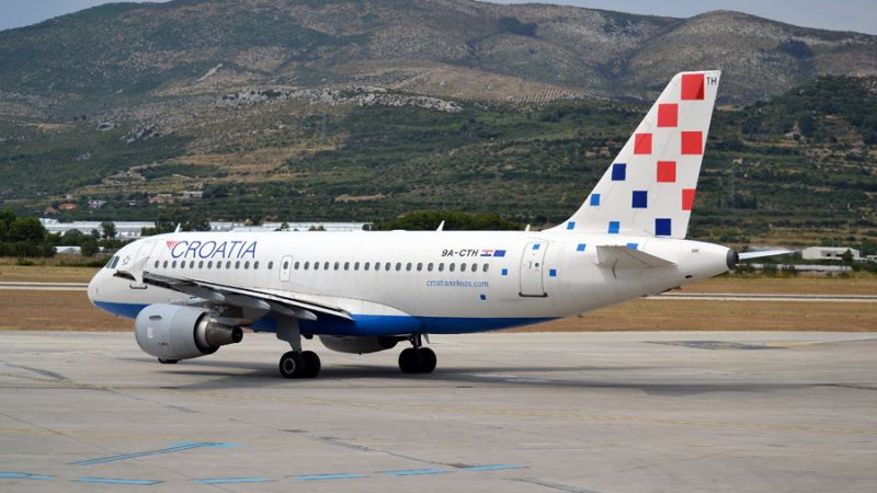 Croatia Airlines A319