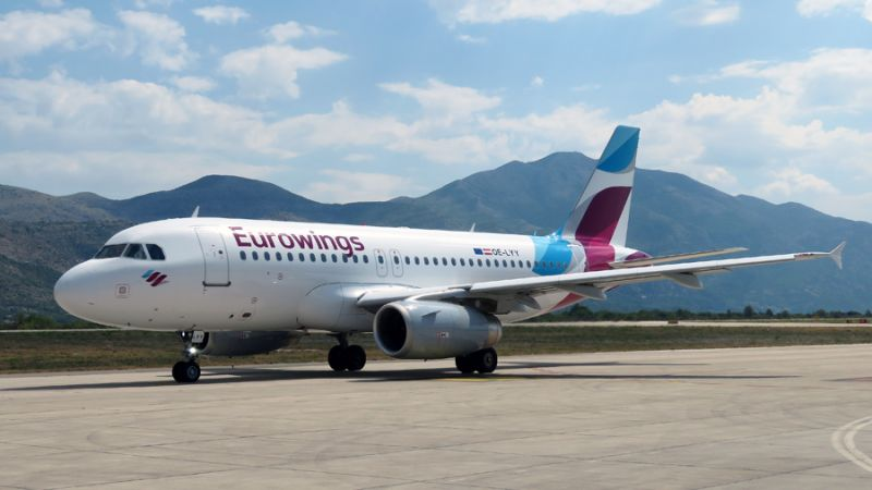 Eurowings Europe Airbus A319